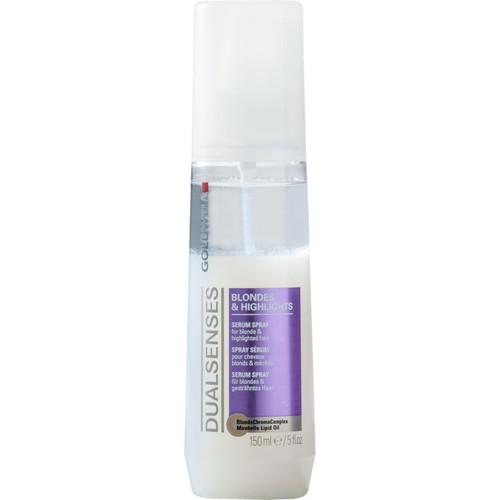 Dual Senses Blond & Highlights Anti-Brassiness Serum Spray