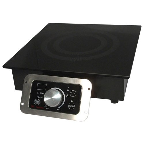 SPT - Electric Induction Cooktop - Black