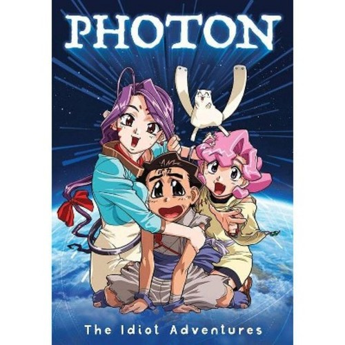 Photon:Idiot Adventures (DVD)