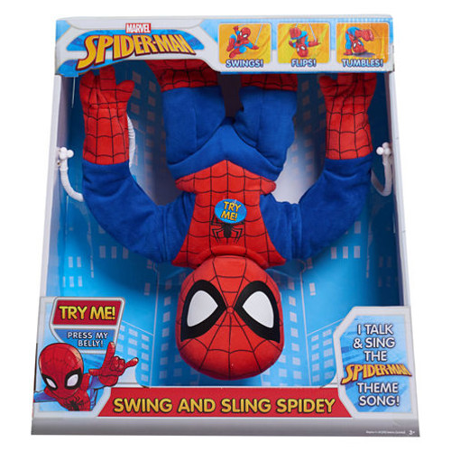 Spiderman Toy Playset - Unisex