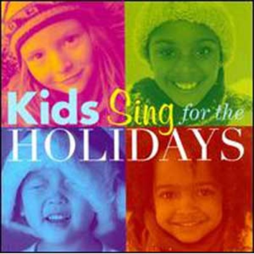 Kid's Sing For The Holidays [Audio CD]