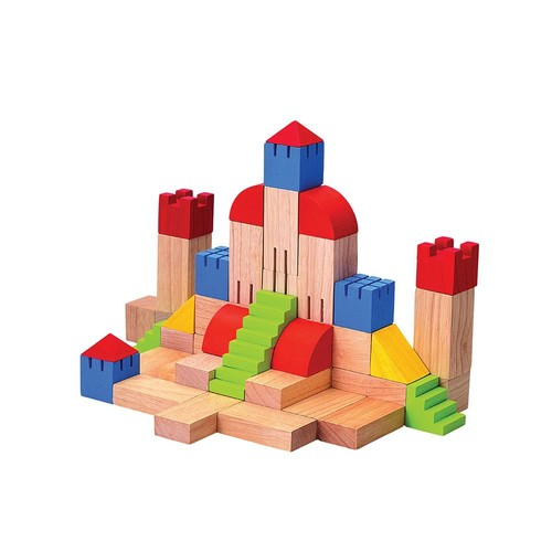 PlanToys Plan Preschool Creative Blocks, 35 mm