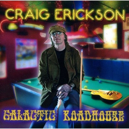 Galactic Roadhouse [CD]