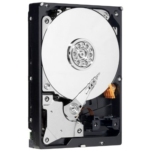 WD Black 500GB Performance Desktop Hard Disk Drive - 7200 RPM SATA 6 Gb/s 64MB Cache 3.5 Inch - WD5003AZEX [500GB]
