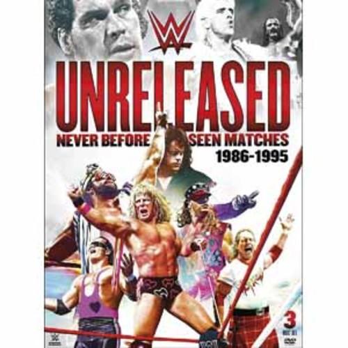 WWE: Unreleased: 1986-1995 [DVD]