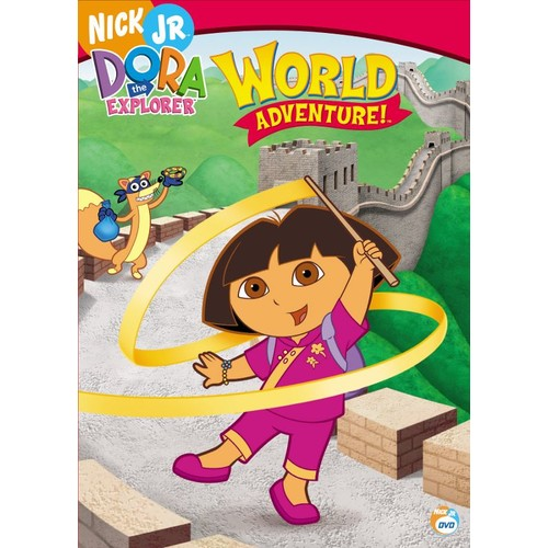 Dora the Explorer: World Adventure! [DVD]