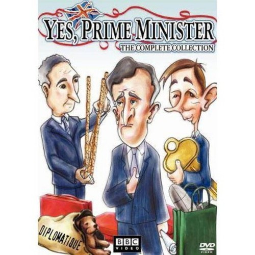 Yes minister: the complete collection (DVD)