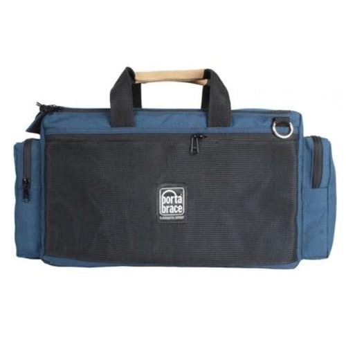 Porta Brace Cargo Case Camera Edition, Medium, Signature Blue CAR-2CAMS