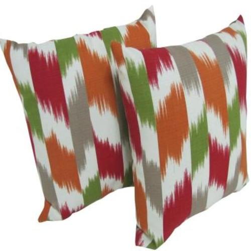 Arlington House Cruze Kir Square Outdoor Throw Pillow (2-Pack)