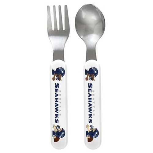 NFL Baby Fanatic Cutlery Set