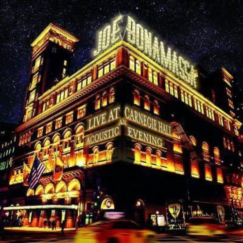 Joe Bonamassa - Live At Carnegie Hall - An Acoustic Evening [Vinyl]