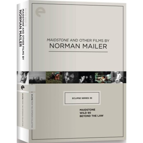 Maidstone and Other Films by Norman Mailer: Eclipse Series 35