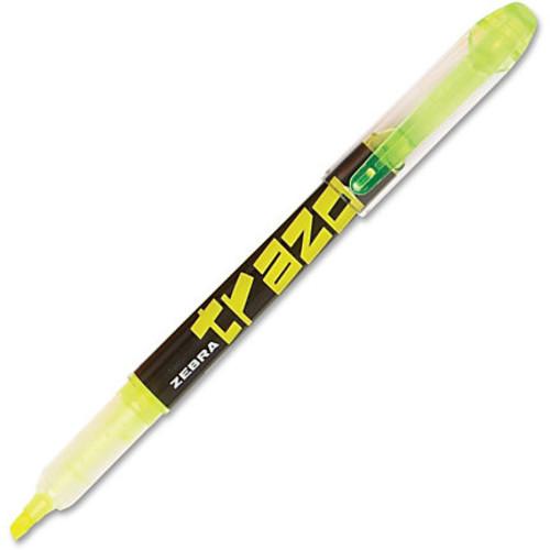Zebra Pen Highlighter, Yellow