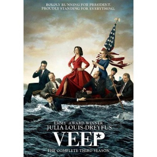 Veep: The Complete Third Season [2 Discs] [DVD]