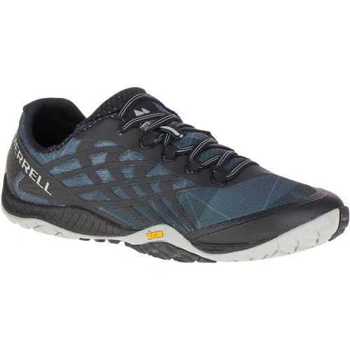 MERRELL Women's Trail Glove 4 Trail Running Shoes, Black