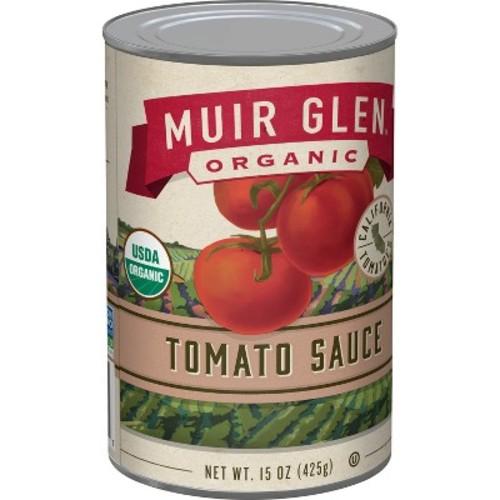 Muir Glen Organic Tomato Sauce 15 oz