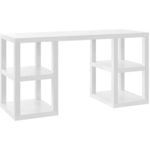 Altra Furniture Parsons White Desk