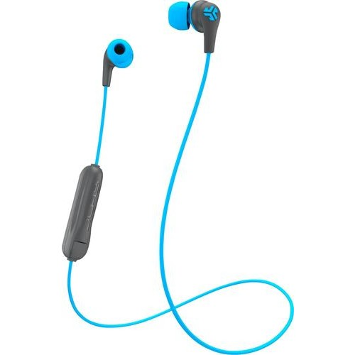 JLab Audio - JBuds Pro Signature Wireless In-Ear Earbud Headphones - Gray/Blue