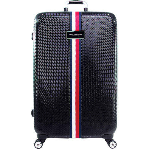 Tommy Hilfiger Luggage Basketweave 28