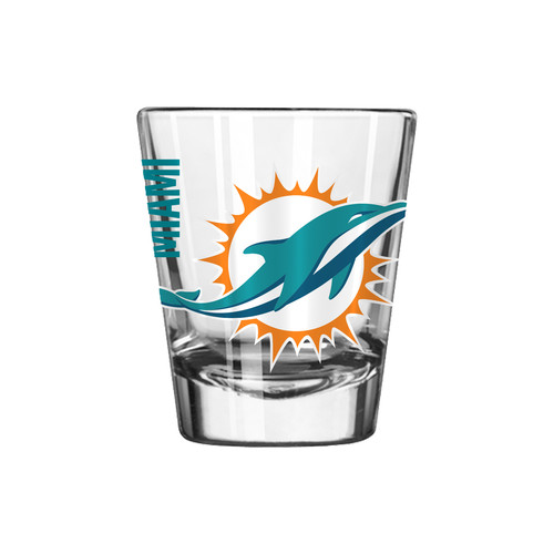 NFL Shot Glass - Miami Dolphins