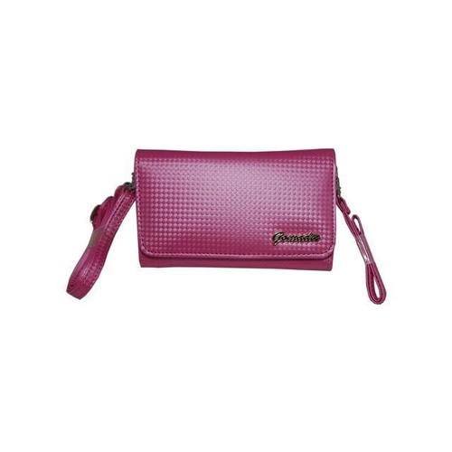 Pink Purse Handbag Case for Kodak EasyShare MINI