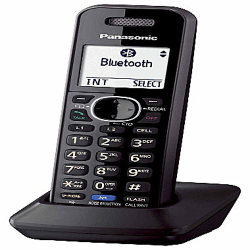 Panasonic KX-TGA950B DECT 6.0 Accessory 2-Line Additional Digital Cordless Handset for KX-TG95XX Series