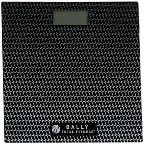 Bally Bls-7302 Blk Digital Bathroom Scale (Black)
