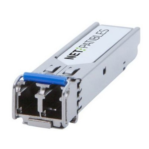 Netpatibles 1200480E1-NP 1 x LC 1000Base-SX Gigabit Ethernet SFP (mini-GBIC) Module for NetVanta 1224ST PoE Switches