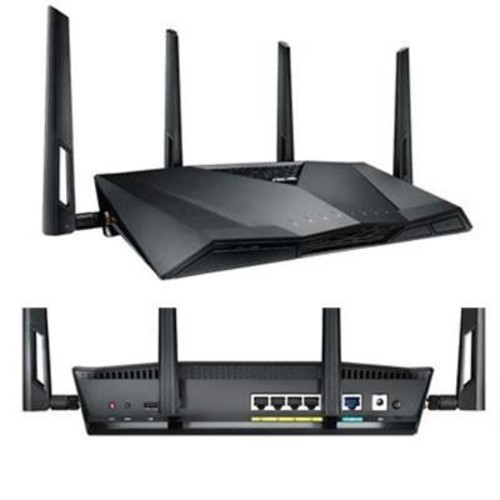 ASUS Wireless Gigabit Router - RT-AC3100