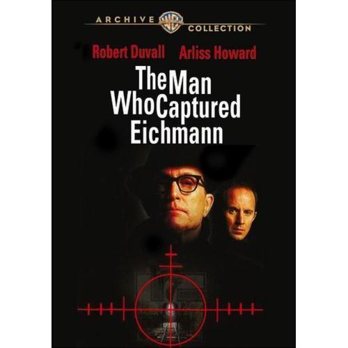 The Man Who Captured Eichmann [DVD] [1996]