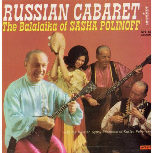 Russian Cabaret: The Balalaika Of Sas