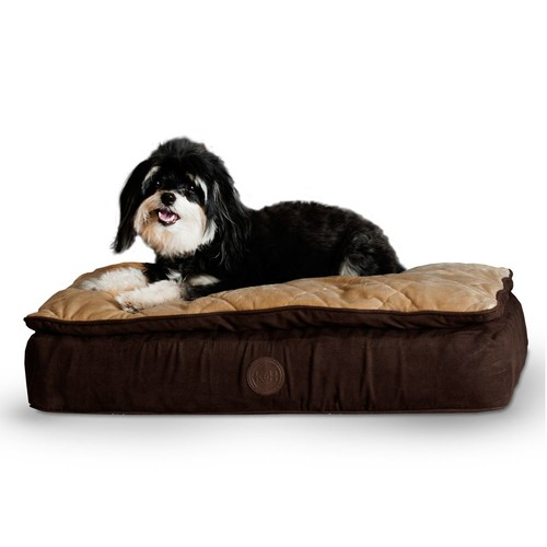 K&H Feather Top Orthopedic Pet Bed
