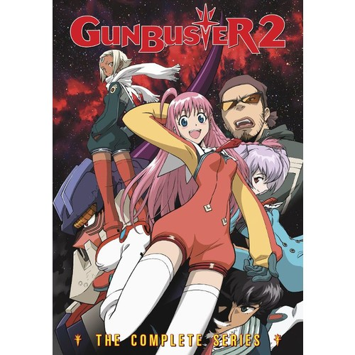 Gunbuster 2: The Complete Series [2 Discs] [DVD]