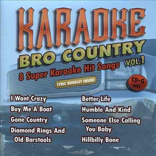 Karaoke Cloud - Bro Country Vol. 1