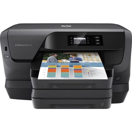 HP - OfficeJet Pro 8216 Wireless Inkjet Instant Ink Ready Printer