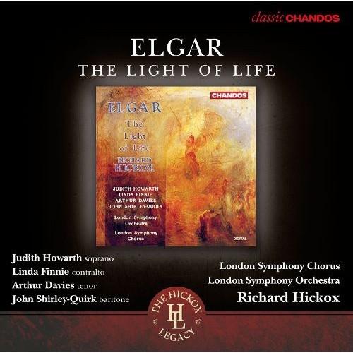Elgar: The Light of Life [CD]