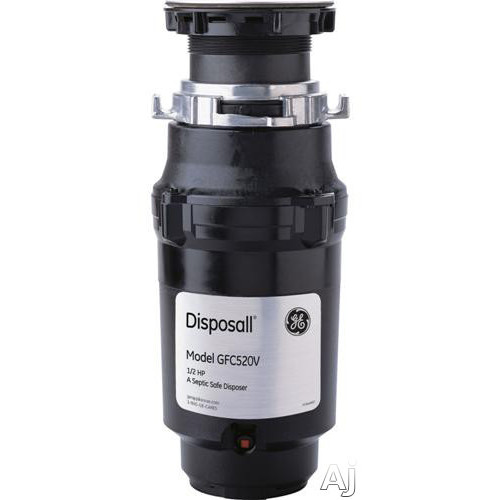 1/2 HP Continuous Feed Waste Disposer