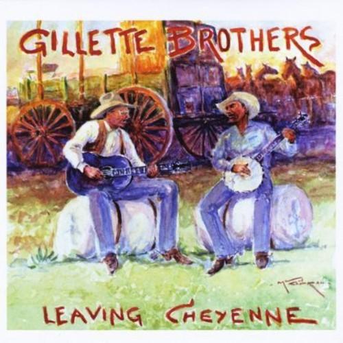 Leaving Cheyenne [CD]