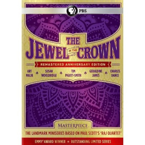 Masterpiece:Jewel in the crown (DVD)