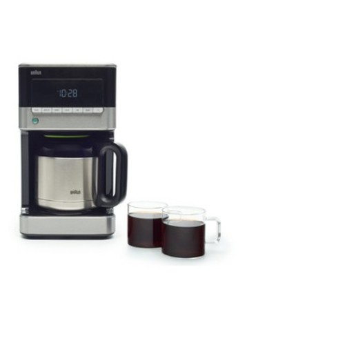 Braun Coffee Maker with Thermal Carafe