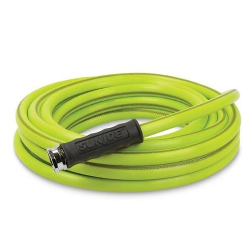 Sun Joe Aqua Joe 1/2 in. Dia. x 25 ft. Heavy Duty, Kink-Resistant, Lightweight Garden Hose, Lead-free, BPA-Free