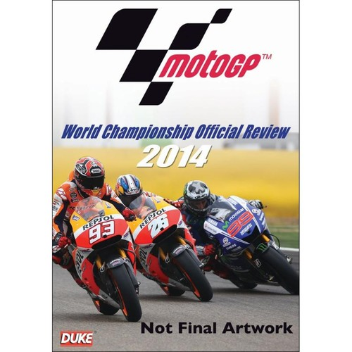 MotoGP World Championship Official Review 2014 [DVD] [2014]