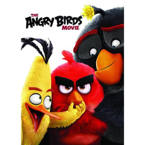 The Angry Birds Movie (DVD