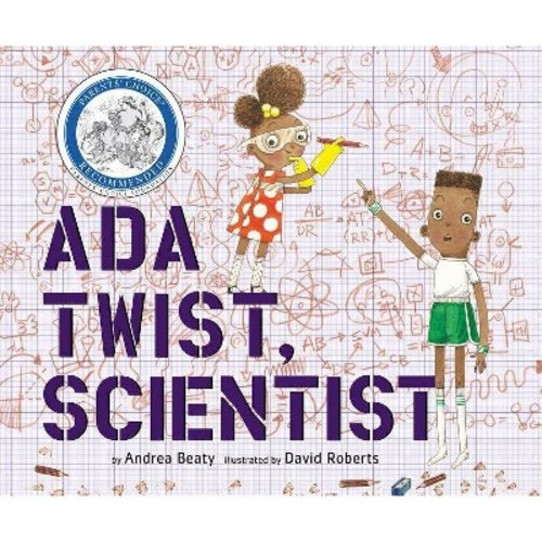 Ada Twist, Scientist - Unabridged by Andrea Beaty (CD/Spoken Word)