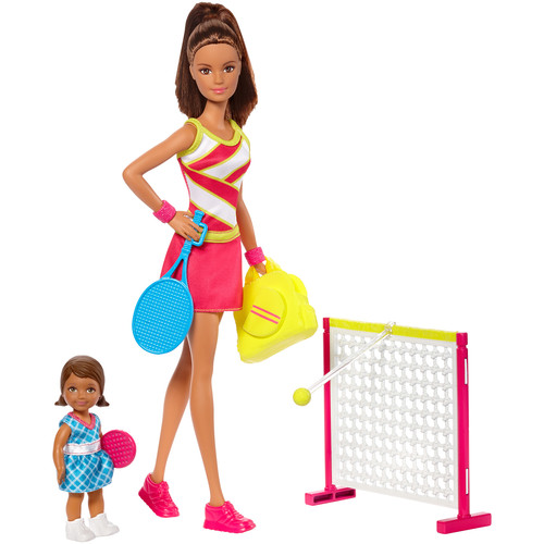 Barbie Reality Tennis Instructor