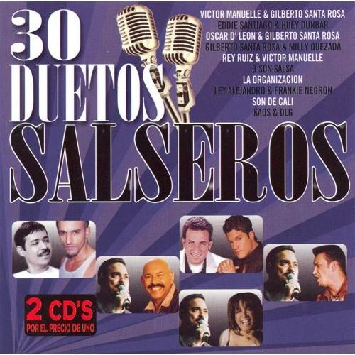 30 Duetos Salseros [CD]