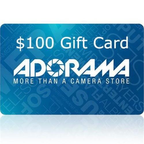 Sony Cyber-shot DSC-RX100 V Digital Camera, Black With $100 Adorama Gift Card