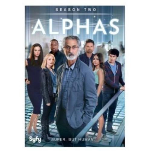 Alphas: Season Two [3 Discs] [DVD]