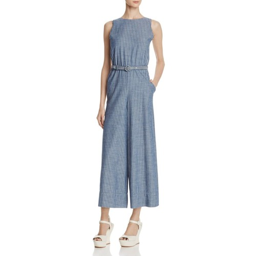 ALICE AND OLIVIA Everly Belted Jumpsuit