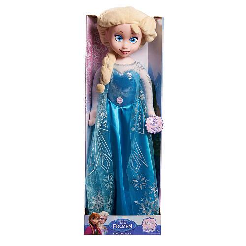 Disney Frozen 30 inch Singing Plush - Elsa
